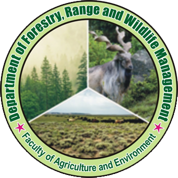 Department of Forestry,Range and Wildlife Management